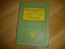 Nottinghamshire Cricket Guides