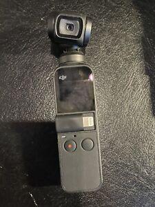 DJI Osmo Pocket Handheld 3-Axis Gimbal Stabiliser with Integrated Camera OT110