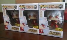 Evil InuYasha HOT TOPIC EXCLUSIVE NEW IN HAND + SOFT PROTECTOR