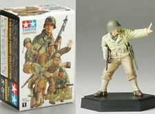 Tamiya 1/35 FINISHED WW2 US INFANTRY NCO A  complete made & painted BNIB figure