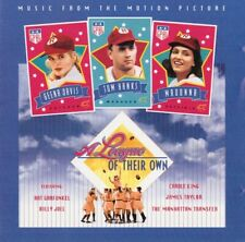A League of Their Own / 1992 - Hans Zimmer, Various - Columbia - Soundtrack CD