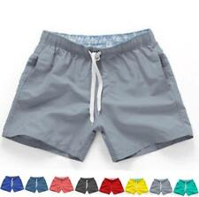 Hombres Shorts de natación Troncos Pantalones Cortos de Natación Traje de Baño Playa Verano Pantalón M ~ 3XL
