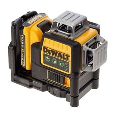 DeWalt CORDLESS 3x360° GREEN BEAM LINE LASER DCE089D1G-XE 10.8V Li-ion Battery