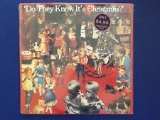 BAND AID~Do They Know It's Christmas? COLUMBIA 1984 ORIGINAL 1st PRESS 1A/1A  Nm