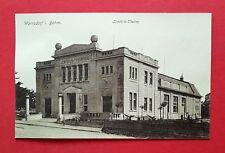 AK WARNSDORF in Böhmen um 1910 Lichtbild Theater    ( 35278