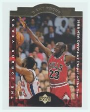 1996-97 Upper Deck Collectors Choice A Cut Above Jordan Years ca4 Michael Jordan