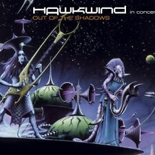 Hawkwind - Out Of The Shadows (NEW CD / DVD)