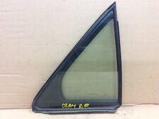 03-07 Accord 4Dr Sedan Right Rear Quarter Door Vent Glass Triangle Window OEM