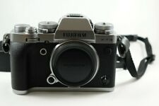 Fujifilm X-T3 26.1MP Digital Camera - Silver (Body Only) with EF-X8 Flash