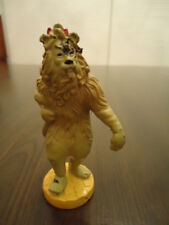Vintage Wizard of Oz Cowardly Lion Figurine 1987 Turner 3 ½ Inches Tall