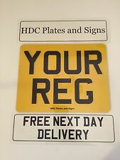 small bike number plate Rear Number Plate 7x5 Motorcycle Show Plate