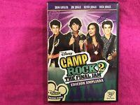 DISNEY CAMP ROCK 2 THE FINAL JAM EDICION AMPLIADA DVD JONAS BROTHERS DEMI LOVATO