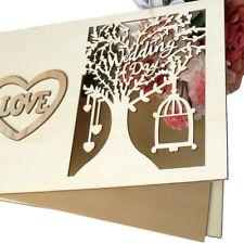 Livre d'or de mariage en bois Arbre de bonheur, cadeau de mariage pour coupleIHS