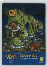 2011 The Trash Pack Trading Card Game Base #080 Loch Mess Gaming 1t5