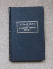 Principles of Metallographic Laboratory Practice,  METALLURGY), By G Kehl, 1943