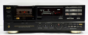 AKAI A&D GX-Z7100 GX-75 3-Head Stereo Cassette Deck