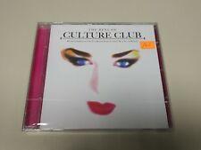 JJ10- THE BEST OF CULTURE CLUB CD NUEVO PRECINTADO LIQUIDACIÓN !!