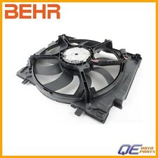BMW E60 E61 535i 535xi Behr Cooling Fan Assembly with Shroud 17427603658