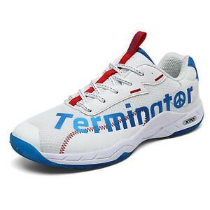 Men's Badminton Tennis Shoes  Table Tennis Volleyball Training Sports Shoes
