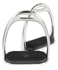 PFIFF Pony Steigbügel & Sicherheits-Steigbügeleinlage * Trittweite bis 9,5cm