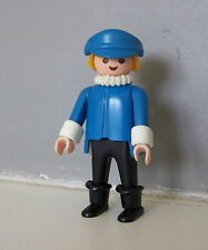 """PLAYMOBIL (Z326) MER - Capitaine Marin du Bateau de Pêche """"La Suzanne"""" 3551"""