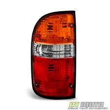2001-2004 Toyota Tacoma Pickup Tail Lights Brake Lamps 01-04 LH Driver Side