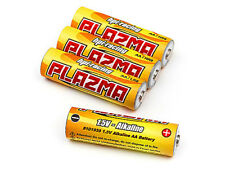 HPI RACING 101939 PLAZMA 1.5V ALKALINE AA BATTERY (x4) [AA BATTERIES] NEW PACK!