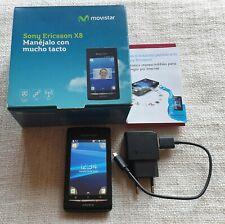 Teléfono Móvil Táctil SmartPhone Sony Ericsson Xperia X8 E15i LIBRE