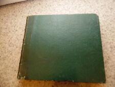 1859.Composition et ornement des jardins.Atlas de 168 planches.Audot