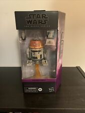 Star Wars The Black Series Chopper 6-Inch Action Figure IN STOCK!