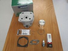 Meteor cylinder piston kit for Husqvarna 357 359 357XP Nikasil 46mm w/ gaskets