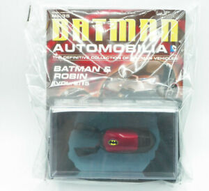 Batman Automobilia Batman & Robin Vol.2 #5 NEW IN PACKAGING FREE SHIPPING