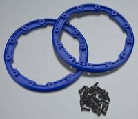 Traxxas 1/10th Scale Summit 4wd Replacement Sidewall Protector Blue 2 TRA5666