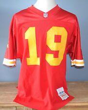 5fde36553 Wilson Pro Line Joe Montana Kansas City Chiefs NFL Jersey Men s Size 48