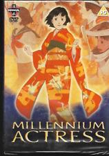 MILLENNIUM ACTRESS GENUINE R2 DVD JAPANESE MANGA ANIMATION NEW/SEALED