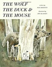 NEW - The Wolf, the Duck, and the Mouse by Barnett, Mac
