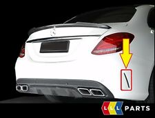 NEW GENUINE MERCEDES BENZ MB C63 W205 AMG REAR BUMPER SIDE COVER GRILL RIGHT O/S