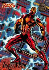 IRON MAN / Marvel Universe Series 5 (1994) BASE Trading Card #08