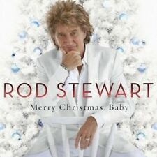 ROD STEWART - MERRY CHRISTMAS,BABY (DELUXE EDITION) CD + DVD  POP  NEW+