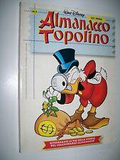 ALMANACCO TOPOLINO-N. 1IL NUMERO UNO!-WALT DISNEY COMPANY ITALIA-APRILE 1999