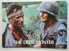 POSTCARD A1-13  FILM POSTER FOR 'THE DEER HUNTER' IN VIETNAM