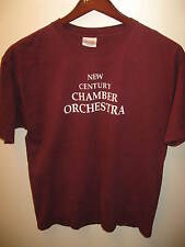 New Century Chamber Orchestra San Francisco Bay Area 2007 Concert T Shirt Large