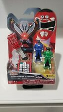 Power Rangers Super Megaforce - MMPR Turbo Red, Blue, and Green Ranger Keys