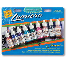 Jacquard Lumiere Exciter Pack 9 Jewel Colors