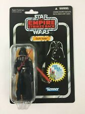 Hasbro Star Wars Vintage Collection VC08 Darth Vader MOC w/ boba fett sticker