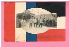 CPA - FRONTIERE FRANCO ALLEMANDE  - SAALES -  67  - 88 -  EN 1908