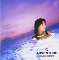 Momoko Kikuchi CD Album ADVENTURE Japan Funk Soul City Pop Synth-pop New Wave