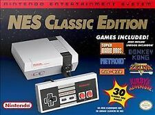 Nintendo Entertainment System: NES Classic Edition Brand new 100%auth