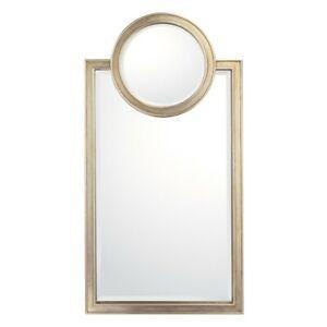 Capital Lighting Mirror, Decorative Mirror, Brushed Silver - M462401