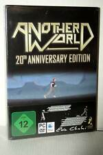 ANOTHER WORLD 20TH ANNIVERSARY EDITION NUOVO PC DVD VERSIONE TEDESCA VBC 48070